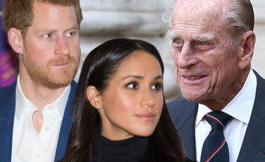 Meghan donte shumë të shkonte në funeralin e princit Philip, por çfarë e pengoi