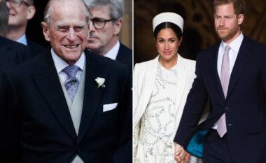 A do të jenë të pranishëm Meghan dhe Harry në funeralin e Princit Philip?