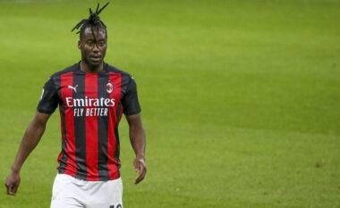 Edhe pse me paraqitje të luhatshme, Milani vendos të kompletojë transferimin e Meite