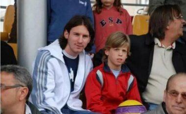 Dani Olmo kujton foton me Messin: Nuk doja të bëja foto me të (FOTO LAJM)
