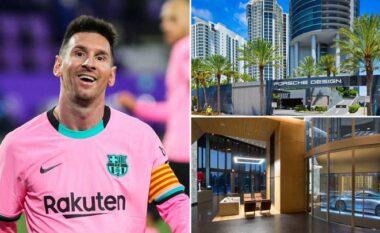 Leo Messi blen apartament në Miami, shtohen zërat për transferimin tek ekipi i Beckham