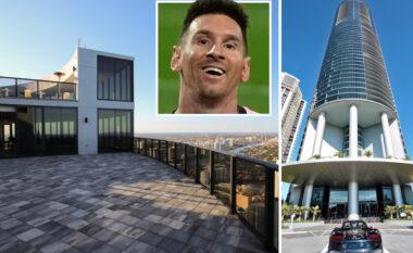 E bleu 6 milion euro, brenda apartamentit super lukzos të Messit në Miami (FOTO LAJM)
