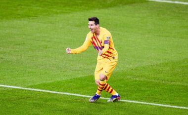 Dygolësh në finalen e Copa del Rey, Messi thyen një tjetër rekord