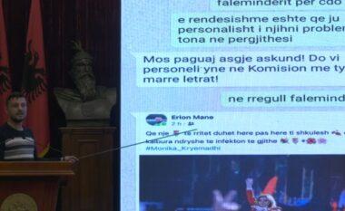 Biznesmeni Erjon Mane denoncon skandalin: Si çdo ditë të shtunë marr gjoba