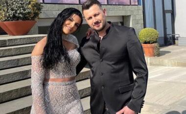 Lot dhe deklarata të forta, Ledjana dhe Mevlani i befasojnë të gjithë me takimin e tyre (VIDEO)