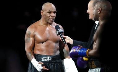 ZYRTARE/ Mike Tyson konfirmon ndeshjen e radhës