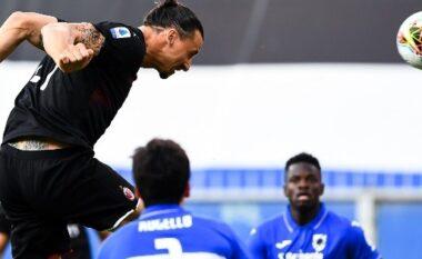 Zhbllokohet sfida, Sampdoria befason Milanin (VIDEO)