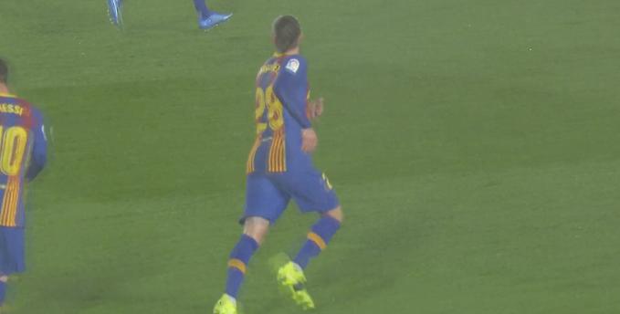 Barcelona ngushton rezultatin përballë Realit (VIDEO)