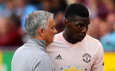 """""""Thumbimi"""" i Pogba, reagon Mourinho: Nuk më intereson fare se çfarë thotë ai"""