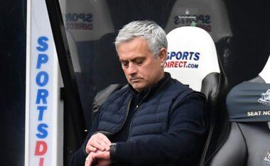Barazimi me Newcaslte, Mourinho: Jam i zemëruar, erdhëm për fitore