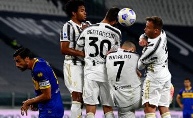 Supergoli i futbollistit të Parmës ndaj Juventusit, Ronaldo nuk është për mur (VIDEO)