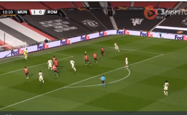 Nis me spektakël sfida mes Man United dhe Romës, ka sërish gol (VIDEO)