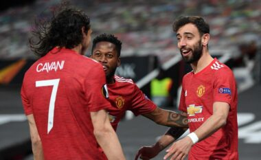 Plot 8 gola, Man United shkatërron dhe përmbys Romën, tronditet Arsenali (VIDEO)