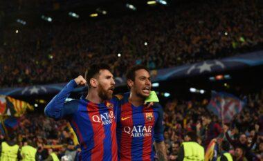 Messi qëndron te Barça nëse rikthehet Neymar