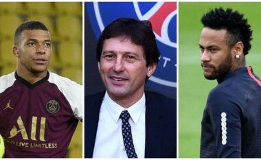 Rinovimi me Neymar dhe Mbappe, flet Leonardo