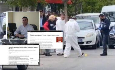 Ngjarja e rëndë me një viktimë në Elbasan bëhet lajm në mediat ndërkombëtare