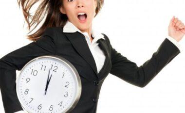 Çfarë thotë shkenca për njerëzit që vonohen gjithmonë