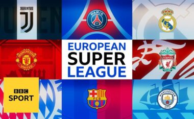 "Superliga Europiane ""noton' në para"