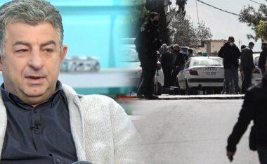 """Atentati në Athinë: Pak para ekzekutimit mafioz, gazetari ishte """"live"""" në emision"""