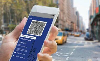 Nga 16 prilli, pasaportë Covid-i për iPhone