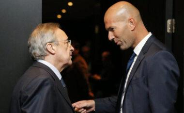 """E ardhmja e Zidane në dyshim? Perez """"vulos"""" gjithçka"""