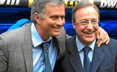 E bujshme nga Spanja! Perez rikthen Mourinhon