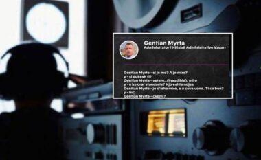 """""""30 mijë euro të të regjistroj pronën"""", PD publikon audiopërgjimin (VIDEO)"""