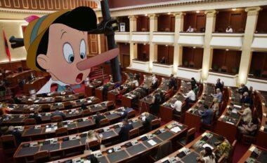 """Nga politikanët te artistët, kush janë gënjeshtarët më të """"zotë"""""""