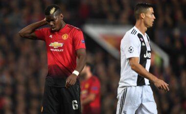 Juventusi dhe Man United po mendojnë shkëmbimin e bujshëm, Pogba – Ronaldo