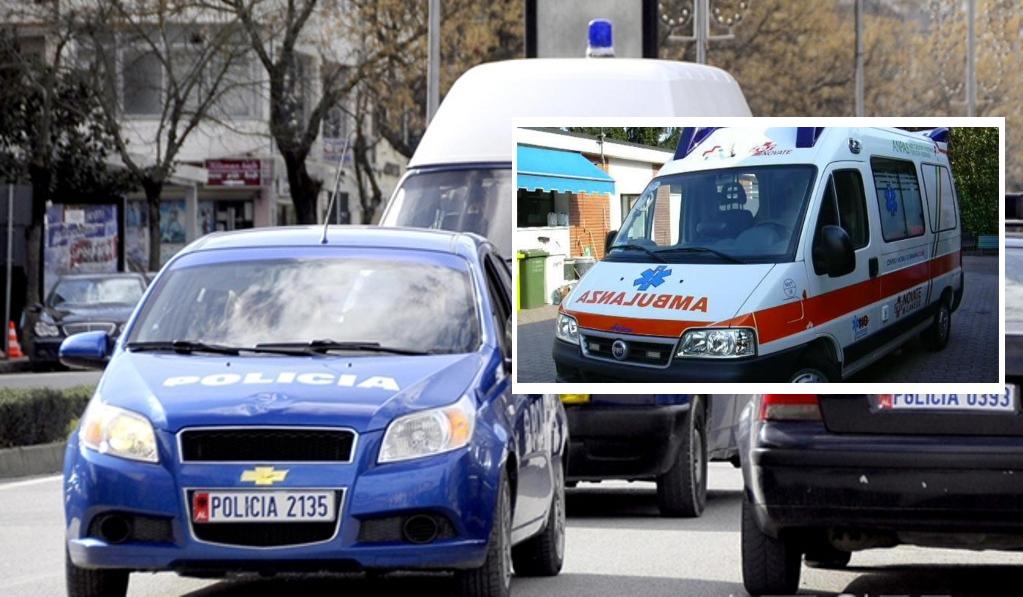Aksident në rrugën e Arbrit, plagoset një person