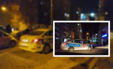 Makina merr para motoristin e picave në Pogradec
