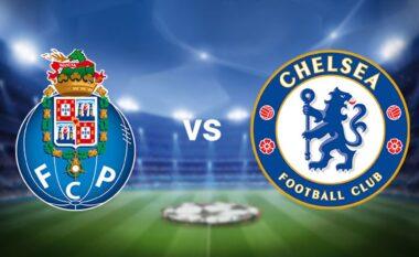 Formacionet zyrtare, Chelsea-Porto
