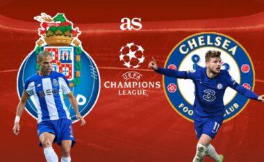 CHAMPIONS/ Porto – Chelsea, statistikat dhe formacionet e mundshme (FOTO LAJM)