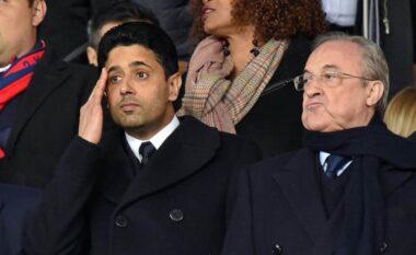 Perez tha se po negocionte me PSG-në për Superligën, Al Khelaifi del kundër: Do vazhdojmë punën me UEFA-n