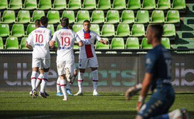 Mbappe në ditën më të mirë, PSG mposht Metz dhe kap kreun (VIDEO)