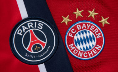 CHAMPIONS/ PSG-Bayern Munich, statistikat dhe formacionet e mundshme (FOTO LAJM)