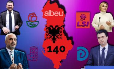 """ZGJEDHJE 2021/ Nëse """"herësi"""" nuk do të ekzistonte, ky do ishte parlamenti i ri i Shqipërisë"""