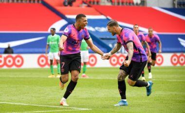 """Ndeshje dramatike, PSG siguron fitoren në """"frymën e fundit"""" ndaj St Etienne (VIDEO)"""