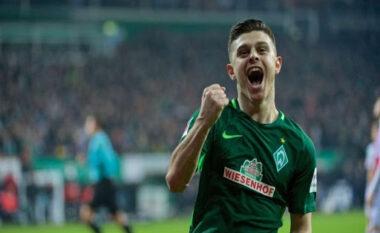 """Rashica e ka """"gjahun"""" e preferuar Dortmudin, i shënon një gol mjaft të bukur (VIDEO)"""