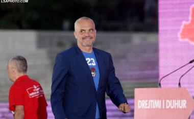 Rama nuk ndalet, lajmëron fitoren e bujshme dhe ka një thirrje për shqiptarët