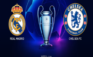 Sot dueli i parë gjysmëfinal i Ligës së Kampionëve, formacionet e mundshme Real Madrid – Chelsea