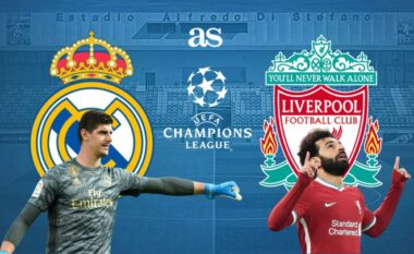 Formacionet zyrtare, Real Madrid-Liverpool (FOTO LAJM)