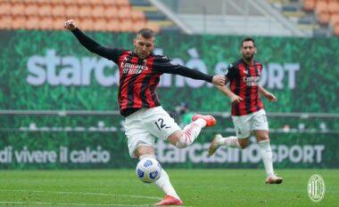 Milani jo pa vështirësi ia del të sigurojë 3 pikët ndaj Genoas (VIDEO)