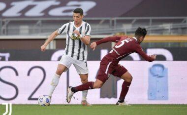 """Juventusi """"ngec"""" ndaj Torinos, titulli mbetet një mirazh (VIDEO)"""