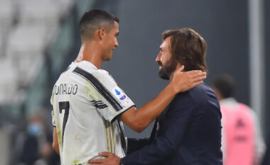 """Pirlon e """"tradhton"""" edhe CR7, Juventusi përgatit një rikthim në stol"""