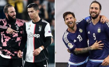 Higuain zbulon se pse Messit dhe CR7-tës u pëlqente të luanin me të