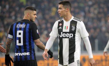 E bujshme/ Tentativa e parë, PSG ofron ish-lojtarin e Interit për Cristiano Ronaldon