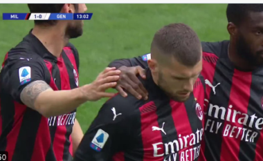 Milani zhbllokon rezultatin përballë Genoas (VIDEO)