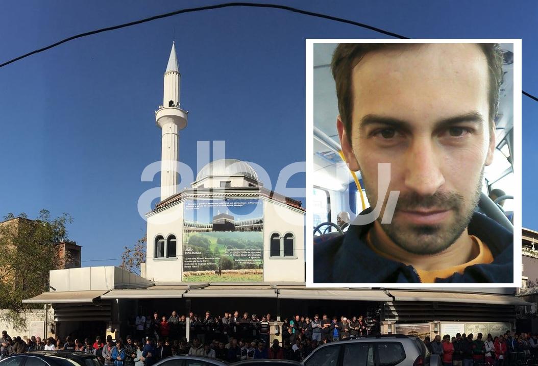 Plagosi 5 shtetas brenda xhamisë në Tiranë, ky është autori 34 vjeçar që u arrestua (FOTO LAJM)