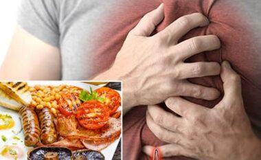 A e dini se ngrënia e dy salçiçeve në javë rrit shanset për sëmundje zemre dhe vdekje të parakohshme?!